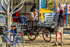 ACA - Cyclists and staff in camp in Bisbee, Arizona - D5-C3-0006 - 72 ppi
