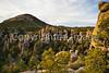 Grottoes Trail, Chiricahua Nat'l Mon in Arizona -  D7-C2#3  -0112 - 72 ppi