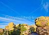 Grottoes Trail, Chiricahua Nat'l Mon in Arizona -  D7-C2#3  - - 72 ppi-2