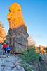Grottoes Trail, Chiricahua Nat'l Mon in Arizona - D5-C2 -0129 - 72 ppi