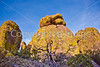 Grottoes Trail, Chiricahua Nat'l Mon in Arizona -  D7-C2#2  -0162 - 72 ppi