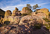 Grottoes Trail, Chiricahua Nat'l Mon in Arizona -  D7-C2#2  -0157 - 72 ppi
