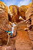 Grottoes Trail, Chiricahua Nat'l Mon in Arizona -  D7-C2#2  - - 72 ppi