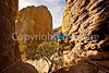 Grottoes Trail, Chiricahua Nat'l Mon in Arizona -  D7-C2  -0196 - 72 ppi