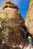 Grottoes Trail, Chiricahua Nat'l Mon in Arizona -  D7-C2  -0164 - 72 ppi