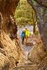 Grottoes Trail, Chiricahua Nat'l Mon in Arizona -  D7-C3 -0193 - 72 ppi