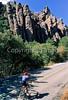 Chiricahua Nat'l Monument, AZ - cyclist - 1 - 72 ppi