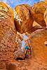 Grottoes Trail, Chiricahua Nat'l Mon in Arizona -  D7-C2#2  - - 72 ppi-3