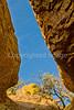 Grottoes Trail, Chiricahua Nat'l Mon in Arizona -  D7-C3 -0191 - 72 ppi