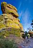 Grottoes Trail, Chiricahua Nat'l Mon in Arizona -  D7-C2#3  -0059 - 72 ppi