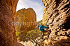 Grottoes Trail, Chiricahua Nat'l Mon in Arizona -  D7-C2  - - 72 ppi-5