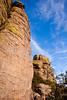 Grottoes Trail, Chiricahua Nat'l Mon in Arizona -  D7-C2#2  -0203 - 72 ppi