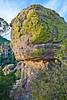 Grottoes Trail, Chiricahua Nat'l Mon in Arizona -  D7-C2#3  -0114 - 72 ppi