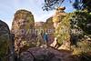 Grottoes Trail, Chiricahua Nat'l Mon in Arizona -  D7-C2#2  -0050 - 72 ppi
