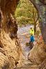 Grottoes Trail, Chiricahua Nat'l Mon in Arizona -  D7-C3 -0197 - 72 ppi