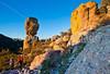 Grottoes Trail, Chiricahua Nat'l Mon in Arizona - D5-C2 -0122 - 72 ppi