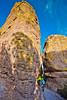 Grottoes Trail, Chiricahua Nat'l Mon in Arizona -  D7-C2#3  - - 72 ppi-3