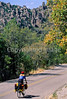 Chiricahua Nat'l Monument, AZ - touring cyclist - 10 - 72 ppi