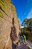 Grottoes Trail, Chiricahua Nat'l Mon in Arizona -  D7-C2#3  -0010 - 72 ppi