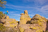 Grottoes Trail, Chiricahua Nat'l Mon in Arizona -  D7-C2#2  -0066 - 72 ppi