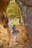 Grottoes Trail, Chiricahua Nat'l Mon in Arizona -  D7-C3 -0201 - 72 ppi