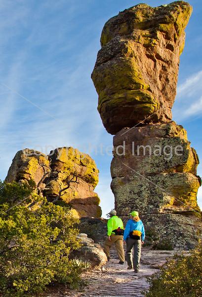 Grottoes Trail, Chiricahua Nat'l Mon in Arizona -  D7-C2#3  -0049 - 72 ppi-2