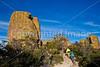 Grottoes Trail, Chiricahua Nat'l Mon in Arizona -  D7-C2#3  -0070 - 72 ppi