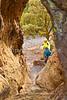 Grottoes Trail, Chiricahua Nat'l Mon in Arizona -  D7-C3 -0196 - 72 ppi