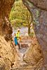 Grottoes Trail, Chiricahua Nat'l Mon in Arizona -  D7-C3 -0200 - 72 ppi