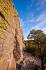 Grottoes Trail, Chiricahua Nat'l Mon in Arizona -  D7-C2#2  -0201 - 72 ppi