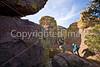Grottoes Trail, Chiricahua Nat'l Mon in Arizona -  D7-C2#2  -0045 - 72 ppi