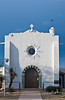 The Immaculate Conception Church in Ajo, Arizona, USA, America.