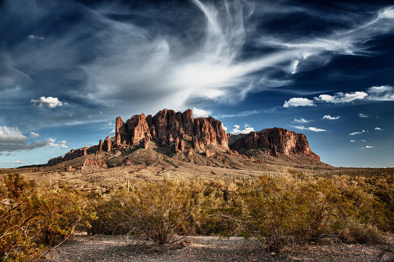 Superstition Mtn, Apache Junction AZ
