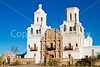 Mission San Xavier del Bac near Tucson, AZ  D3-C3 -0001 - 72 ppi-2