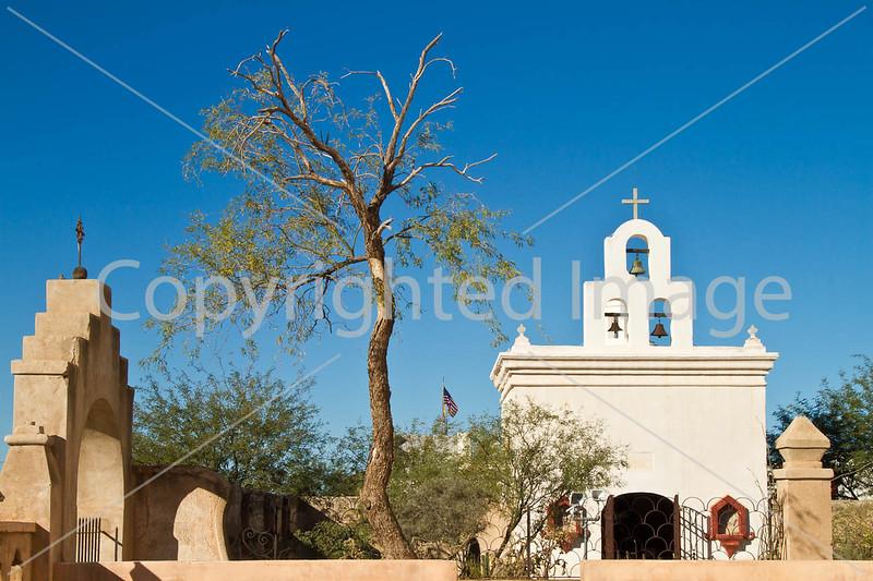 Mission San Xavier del Bac near Tucson, AZ  D3-C3 -0050 - 72 ppi-2