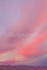 Sunset over mountains, north side of Tucson, AZ - D2-C3 - - 72 ppi