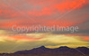 Sunset over Dragoon Mts  in southeast Arizona -  D7-C3 - - 72 ppi-2