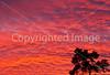 Sunset over mountains, north side of Tucson, AZ - D2-C3 -0236 - 72 ppi