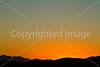 Sunset over Tombstone, AZ - D6-C3#2-0105 - 72 ppi