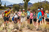 Sojourn cyclists in Tucson's Sabino Canyon -  D2-C2-0027 - 72 ppi