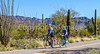 Sojourn cyclists in Tucson Mountain Park - D3 - C3-0203 - 72 ppi-2