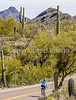 Sojourn cyclists in Tucson Mountain Park - D3 - C3-0356 - 72 ppi