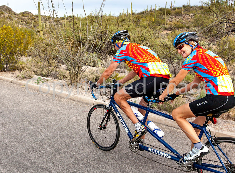 Sojourn cyclists in Tucson's Sabino Canyon -  D2-C2-0070 - 72 ppi-3