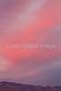 Sunset over mountains, north side of Tucson, AZ - D2-C1-0123 - 72 ppi