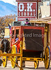 Stagecoach on Allen Street in Tombstone, Arizona - D3-C1- - 72 ppi