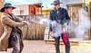 Gunfighters in Tombstone, Arizona - D3-C3#2-0030 - 72 ppi