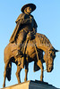 Father Kino statue in Tucson, AZ - C1 -0011 - 72 ppi