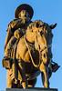 Father Kino statue in Tucson, AZ - C3-0055 - 72 ppi