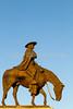 Father Kino statue in Tucson, AZ - C3-0032 - 72 ppi