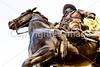 Pancho Villa statue in Tucson, AZ - C3-0209 - 72 ppi